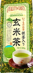 Genmaicha Green Tea 300g
