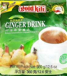 Gold Kili Ginger Drink 360g