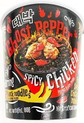 Daebak Ghost Pepper Spicy Chicken CUP