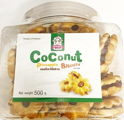 Dolly´s Coconut Pineapple Biscuits 500g