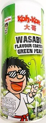 Koh Kae Wasabi Coated Green Peas 180g