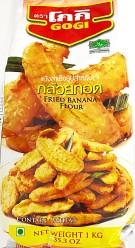 Gogi Fried Banana Flour 1kg