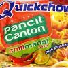 Quick Chow Pancit Canton Chili Mansi