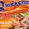 Quick Chow Pancit Canton Chicken Hot & Spicy