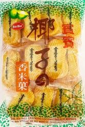 Bin Bin Rice Cracker Coconut Milk 150g