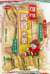 Bin Bin Rice Cracker Seaweed 150g