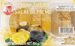 Cock Palm Sugar (Rektangel Box) 454g