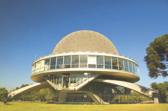Planetariet Galileo Galilei