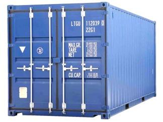 Sjöcontainer 20fot - Sjöcontainer 20fot