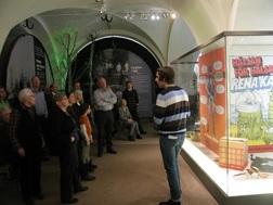 """5 mars 2013 Armémuseets utställning """"Maten i fält"""""""