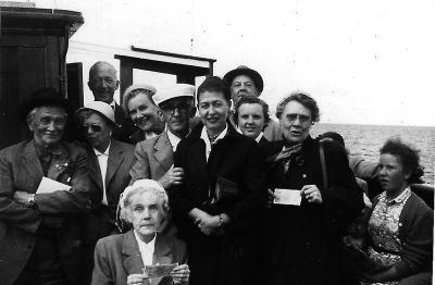 Släktträffen i Vasa 1956