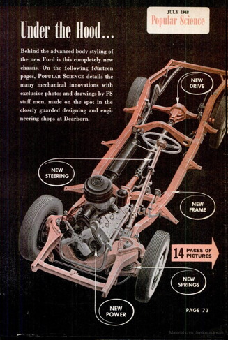 Under the Hood... Ford 1949