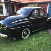 Ford 46 Super Deluxe Coupe - Gunnar Swärdh
