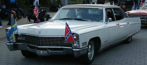 Ragnis o Christers cadillac