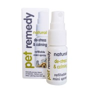 Pet remedy, natural de-stress & calming spray