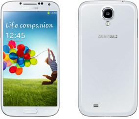 Samsung Galaxy S4<br>Vit 16 GB