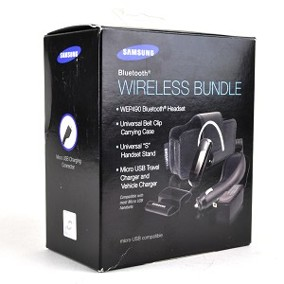 Samsung Bluetooth Wireless Bundle