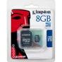 Kingston MicroSDHC Minneskort 8GB