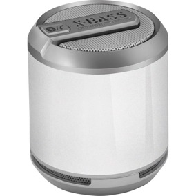DIVOOM Bluetune-Solo Portabel Bluetooth Högtalare - Vit
