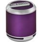 DIVOOM Bluetune-Solo Portabel Bluetooth Högtalare - Lila