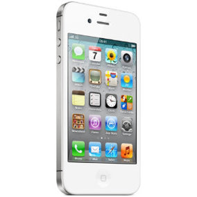 iPhone 4S Vit 16 GB