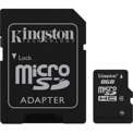 Kingston MicroSDHC Minneskort 8GB