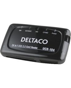 24 in 1 USB Card Reader