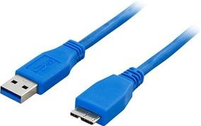 DELTACO USB 3.0 kabel - 3m