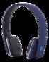 STREETZ Bluetooth-hörlurar med mikrofon, Bluetooth 4.1 LE, 8h speltid, 10m räckvidd - Blå
