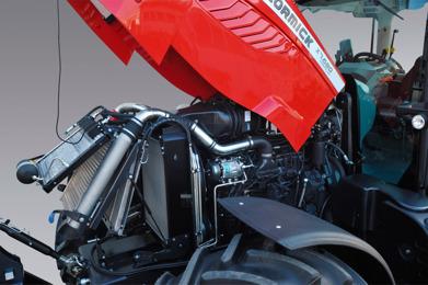 Bild på McCormick X7s motor