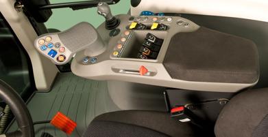 Bild på McCormick X7s hydraulsystem