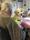 Foto; Eva Rapp - Ibland läser Malte tidningen tillsammans med vårdtagaren