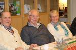 Nya medlemmarna Kjell Brogren, Kaj och Gertie Nilsson