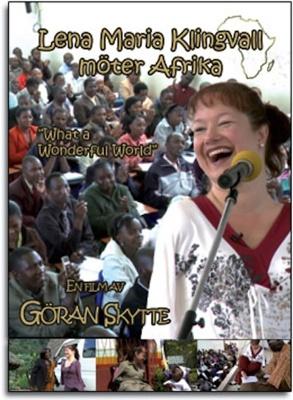 DVD: Lena Maria möter Afrika/Lena Maria meets Africa - Lena Maria möter Afrika