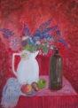 Målning/Painting: Stilleben från Budapest/Still-life from Budapest