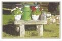 Kort/Card - Mjölkabänk/Milk Bench