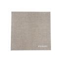 Pappersservetter med linnestruktur - Pappersservetter 40x40 cm50-pack -Natur/Vit