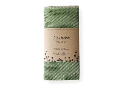 Disktrasor/Dishcloths - Bladgrön/Leaf Green