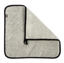 Bad/Bath - Sittlapp/Seating Patch - Bastusittlapp/Sauna Seating Patch: Vit-svart/White-Black