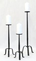 Ljusstake/Candle Holder - 3-fot/Tripod