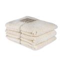 Bad/Bath - Handdukar/Towels, Linnefrotté/Linen Terry - Handduk/Hand towel 50x70 cm: Benvit/Offwhite