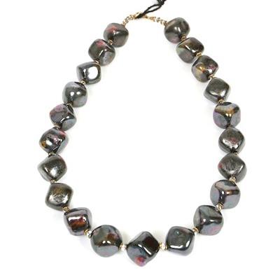 Halsband/Necklace - Cadeaux - Halsband/Necklace Cadeaux - Bronze Mix