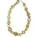 Halsband/Necklace - Cadeaux - Halsband/Necklace Cadeaux - Cirrus Grön/Cirrus Green