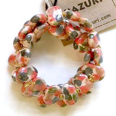 Armband/Bracelets - Flat - Armband/Bracelet Flat - Fudge