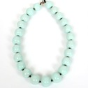Halsband/Necklace - Candy Ting Ting - Halsband/Necklace Candy Ting Ting  - Eggshell (Pl.Rounds)