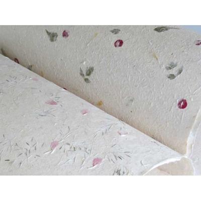 Handgjort papper/Handmade paper - Presentpapper/Gift-wrapping - Presentpapper/Gift-wrapping 50x70cm