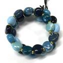 Armband/Bracelets - Tiny Smarty - Armband/Bracelets Smarty: Atlantic Sea