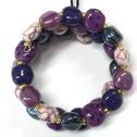 Armband/Bracelets - Tiny Smarty - Armband/Bracelets Smarty: Violet hot