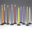 Ljus/Candle - Ida 2-pack
