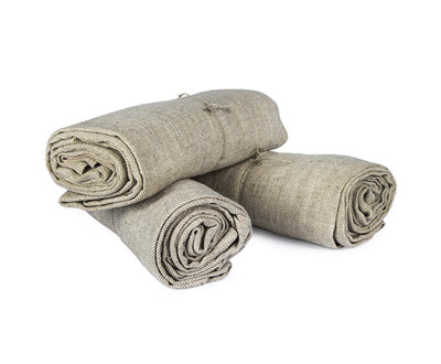 Duk/Cloth - Torp/Croft - Torp (Croft) 139x250 cm: Natur/Natural